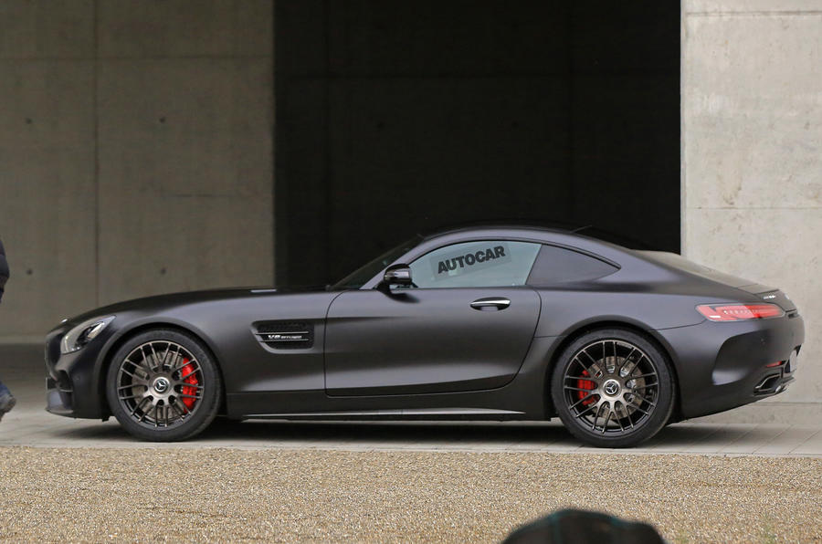 2017 Mercedes-AMG GT C coupe to get 547bhp twin-turbo V8