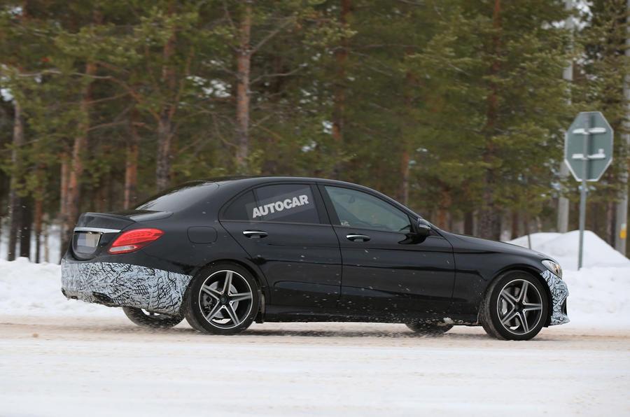 2019 Mercedes-AMG C 43 facelift to get digital dash