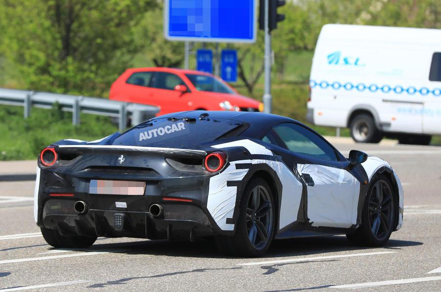700HP Ferrari 488 GTO Could Arrive In 2018