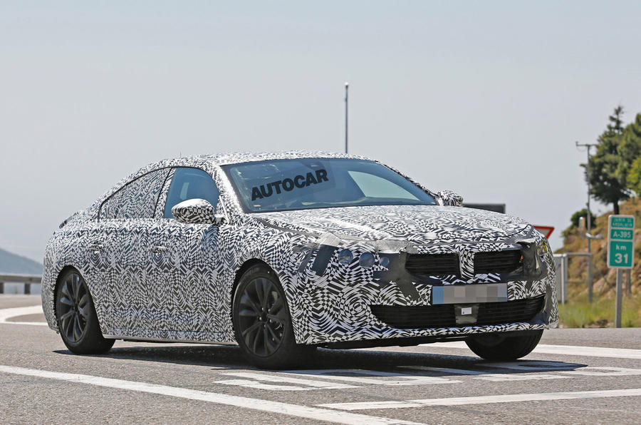 Next Peugeot 508 to get fastback rear and second-gen i-Cockpit