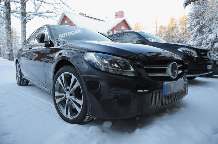 2017 Mercedes-Benz C-Class to get new infotainment system