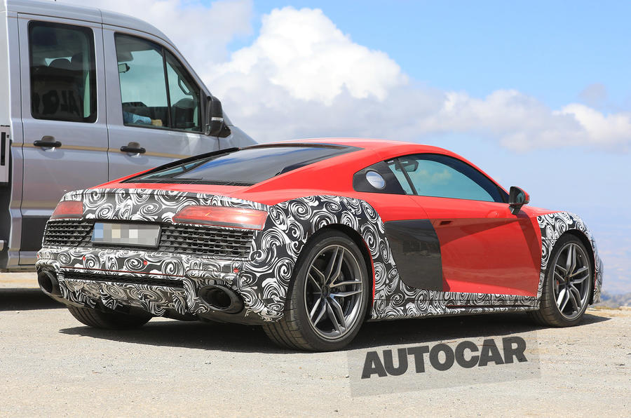 2018 Audi R8: facelifted range to introduce 2.9-litre V6 variant