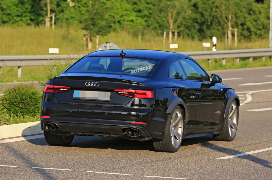 2017 audi rs5 new turbocharged v6 note recorded at the. Black Bedroom Furniture Sets. Home Design Ideas