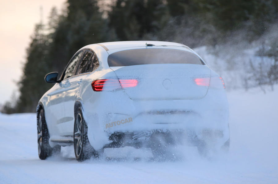 Mercedes-AMG GLC 63 and GLC 63 Coupe to produce over 500bhp