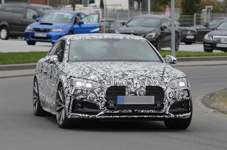 2017 audi rs5 new turbocharged v6 note recorded at the 39 ring autocar. Black Bedroom Furniture Sets. Home Design Ideas