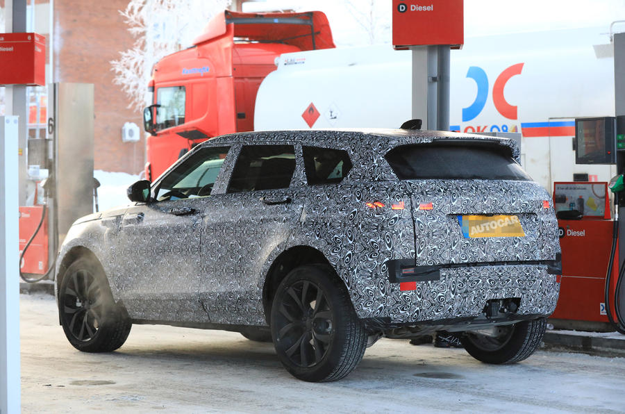 2019 Range Rover Evoque revealed with new tech and mild-hybrid