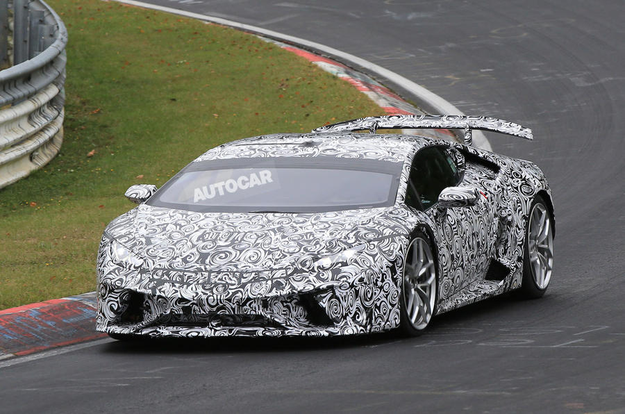 Lamborghini goes fastest at Nürburgring: Take that Porsche