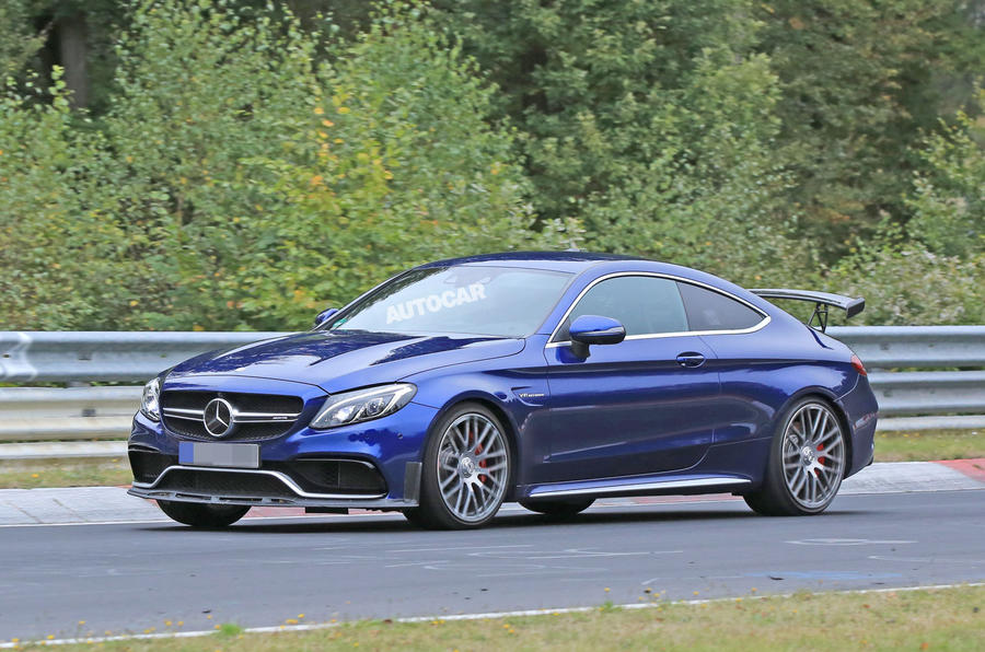 2017 Mercedes-AMG C 63 R to rival BMW M4 GTS