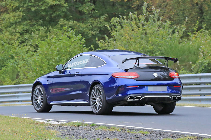 Bmw M4 Gts For Sale >> 2017 Mercedes-AMG C 63 R to rival BMW M4 GTS | Autocar