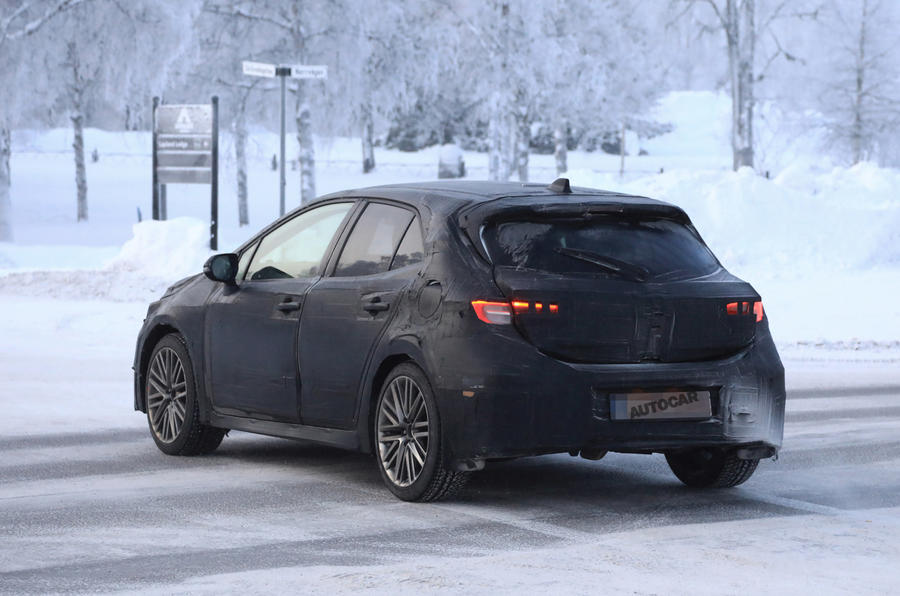 Toyota Corolla name to return to UK with 2018 Auris successor