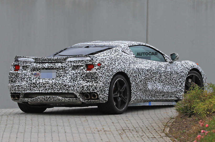 2019 Corvette C8 tests flat out at the Nurburgring: with video | Autocar