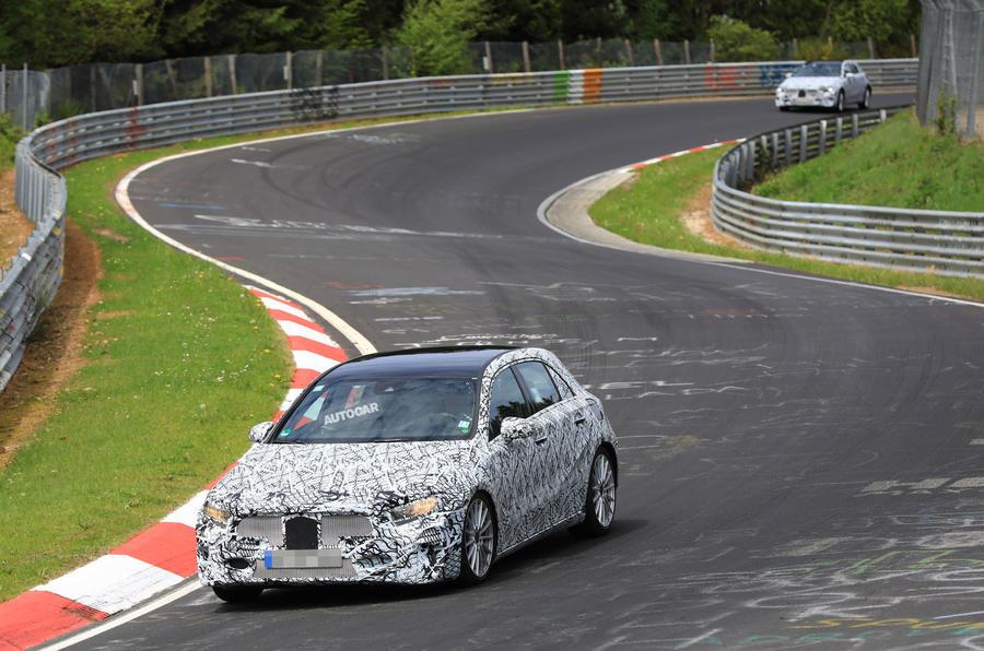 Next Mercedes A-Class