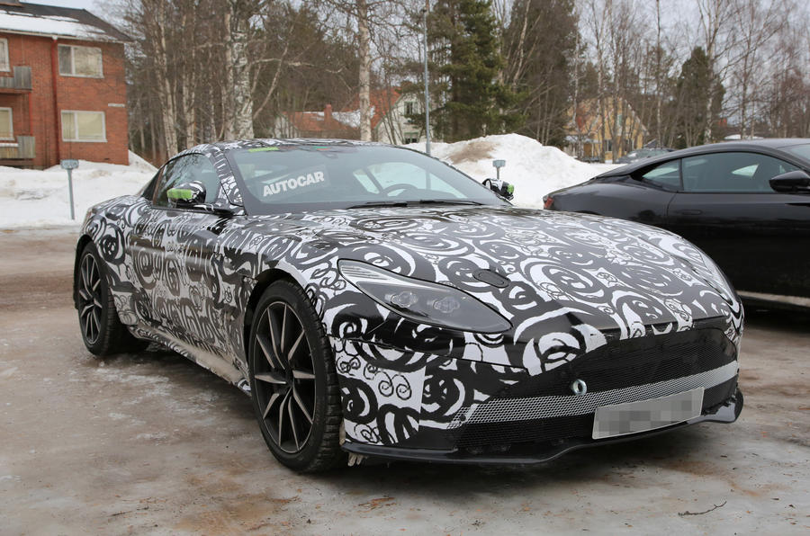 The Aston Martin DB11 is About to Get Even Better