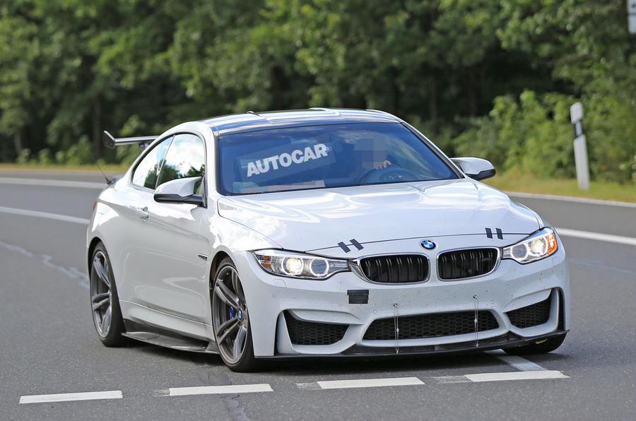 bmw m4 gt4 shown ahead of 2018 race debut | autocar