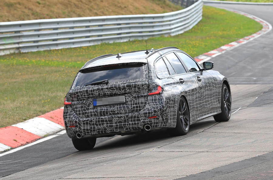 2019 Bmw 3 Series Touring Could Bring First M3 Estate