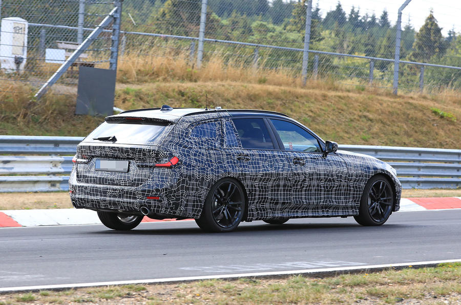 2019 Bmw 3 Series Touring Could Bring First M3 Estate Autocar