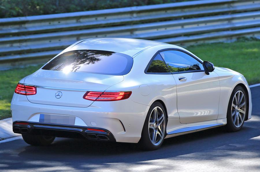 2018 Mercedes Sl63 Amg >> 2018 Mercedes-Benz SL will be AMG-engineered 2+2 | Autocar