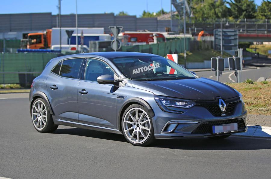 Renault laguna 2018