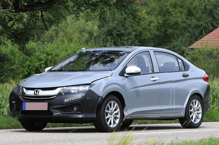 All-new Honda hybrid drivetrain under development