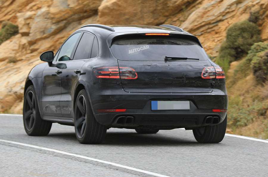 2018 Porsche Macan – new turbo V6 engines and restyled interior due