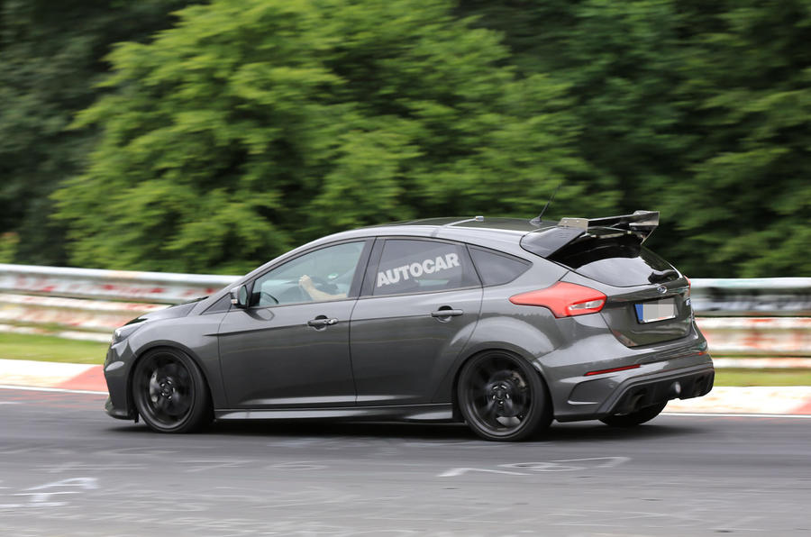 Ford Focus RS spy RS500
