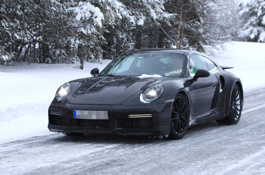 2019 Porsche 911 992 Will Be Turbo Only With Hybrid Variants Autocar