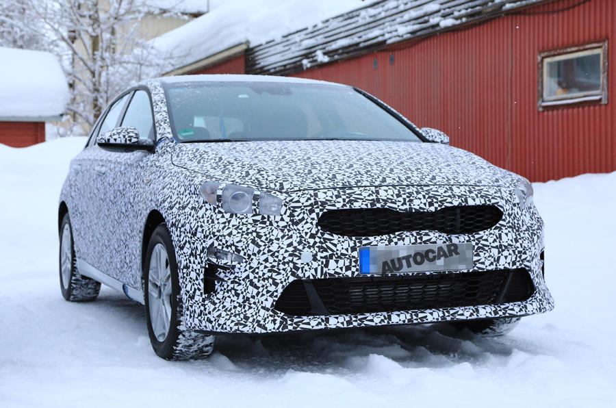 Kia Cee'd to Debut in Geneva, Changes Name to Ceed