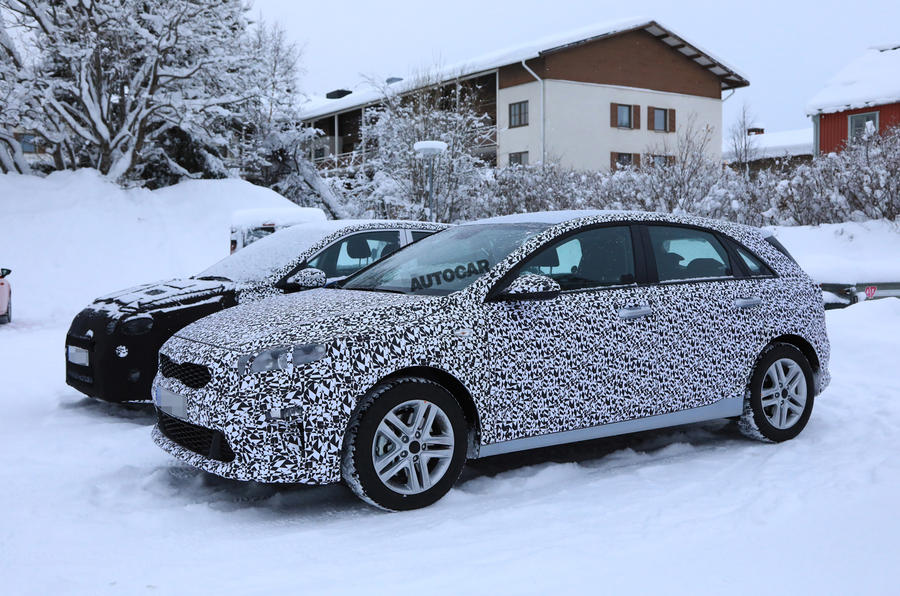 2018 Kia Ceed confirmed for Geneva motor show reveal