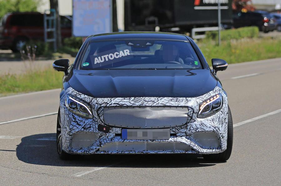 2018 Mercedes-AMG S 63 Coupé