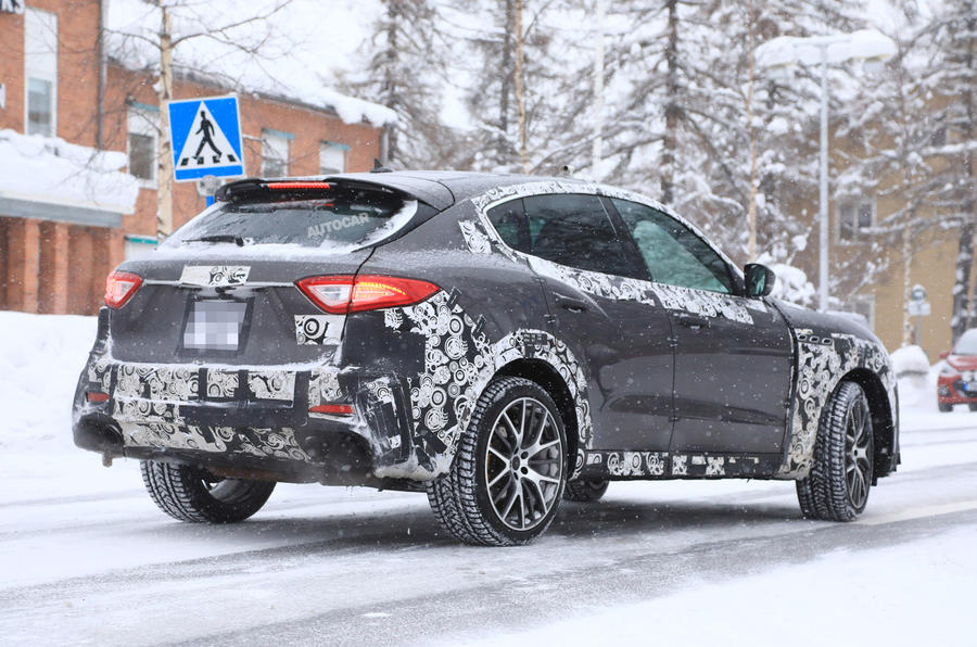 Maserati Levante GTS due in August with 523bhp Ferrari V8