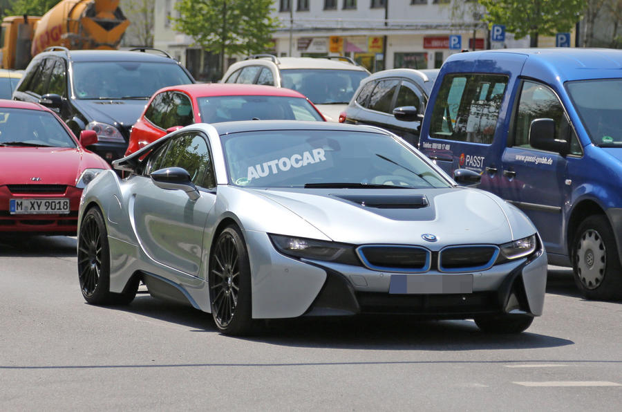 Allelectric BMW I In The Works Autocar - All bmw