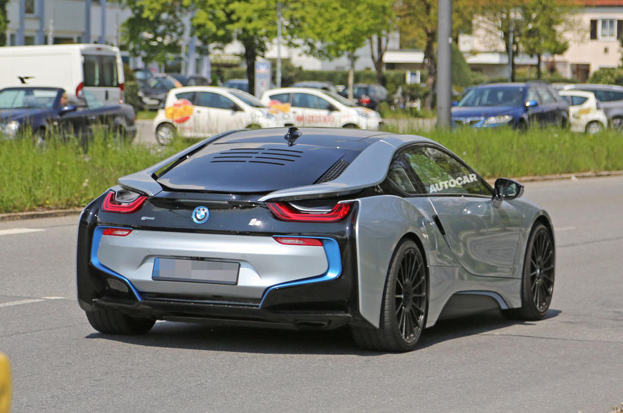 all electric bmw i8 in the works autocar. Black Bedroom Furniture Sets. Home Design Ideas