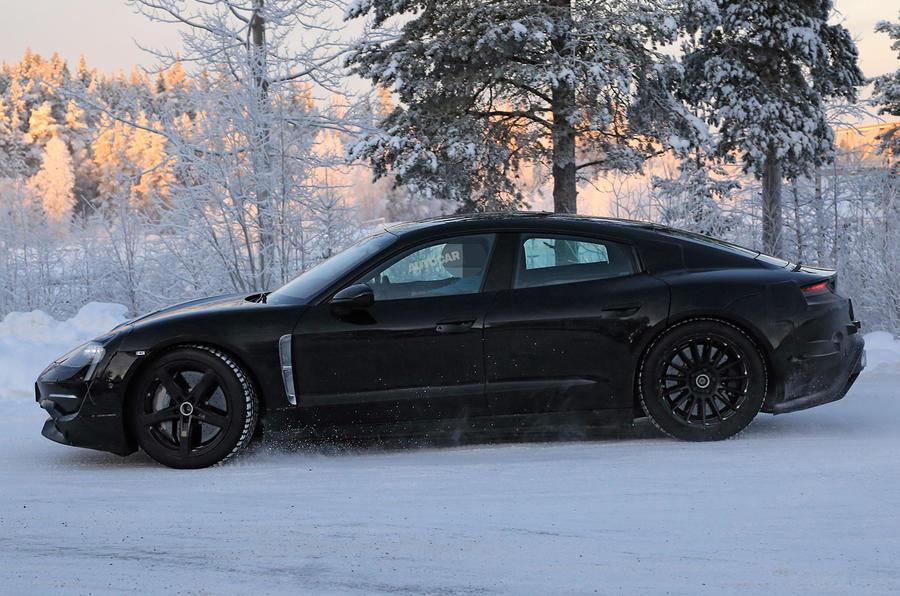 Electric Porsche Mission E readies for 2020 launch