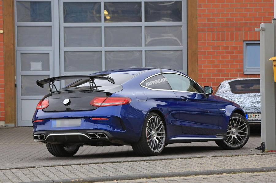 BMW M4 Gts For Sale >> 2017 Mercedes-AMG C 63 R to rival BMW M4 GTS   Autocar