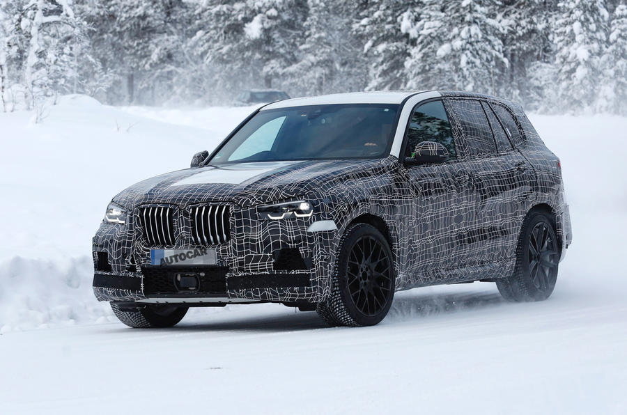 Incroyable 2018 BMW X5: New Pics Of 592bhp X5 M Variant