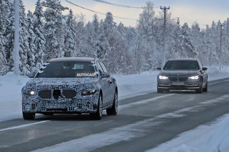 2020 Mercedes Benz S Class Due With Level 3 Driverless