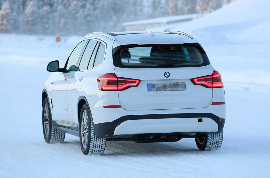 BMW iX3 to introduce brand's fifth-gen EV power in 2020
