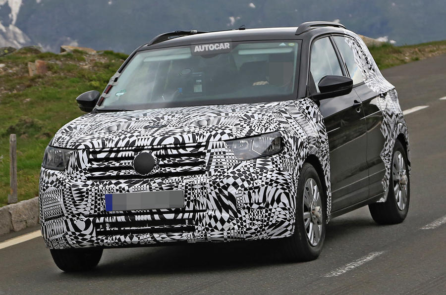 Volkswagen T-Cross due on sale in 2018 with Polo engines