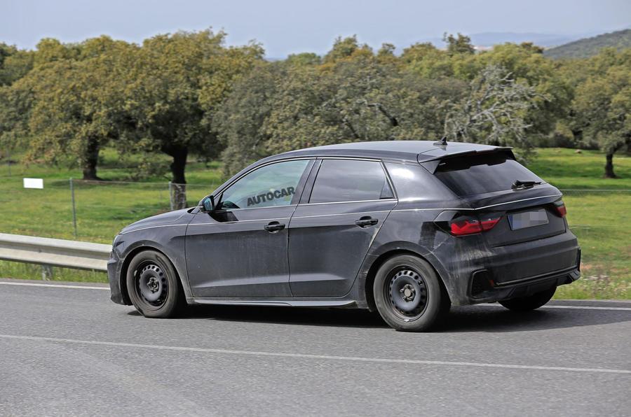 2019 Audi A1