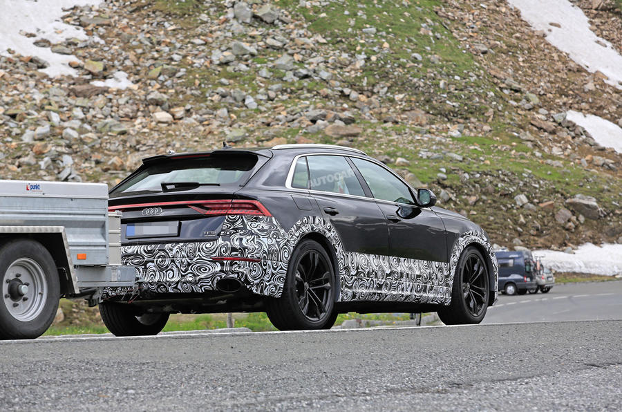 Will the Audi RS Q8 get the Porsche Panamera's 671bhp Hybrid powertrain?