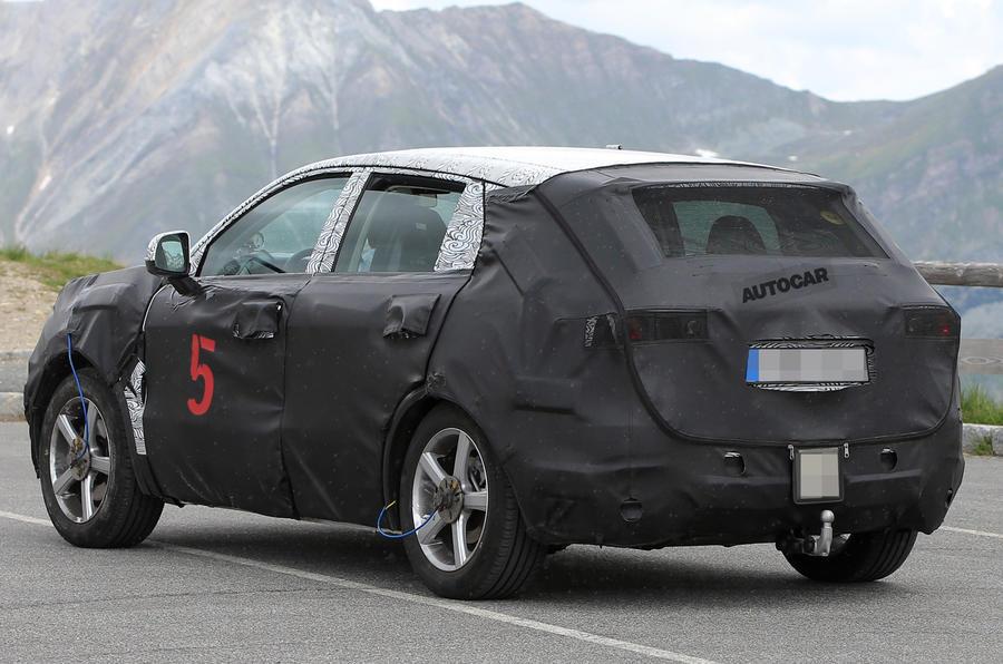 Geely SUV