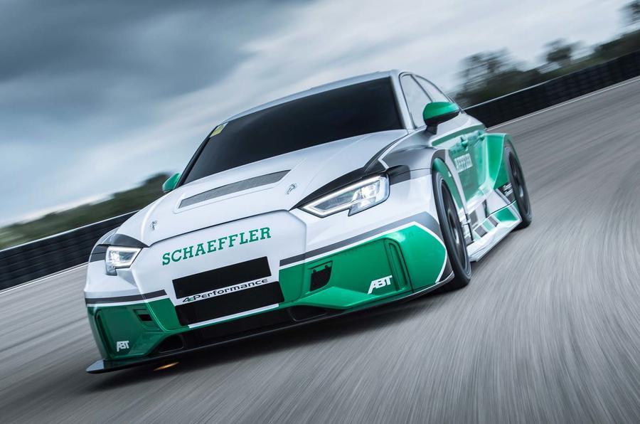 Miraculous Meet The 1200Bhp Audi Rs3 Based Electric Donut Machine Autocar Wiring Cloud Peadfoxcilixyz