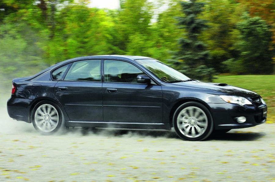 Subaru Legacy 3.0R Spec B dusty
