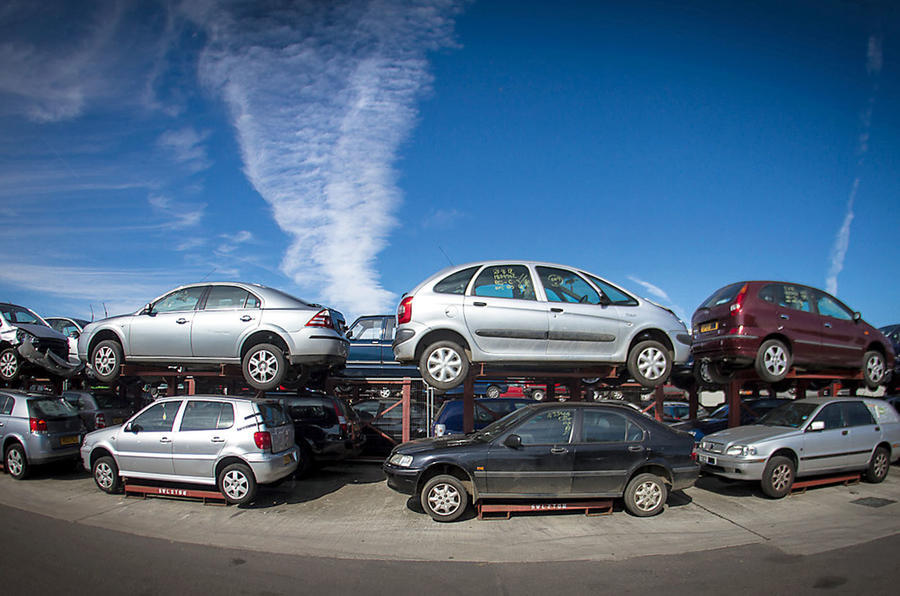 Ford scrappage scheme extended following strong demand