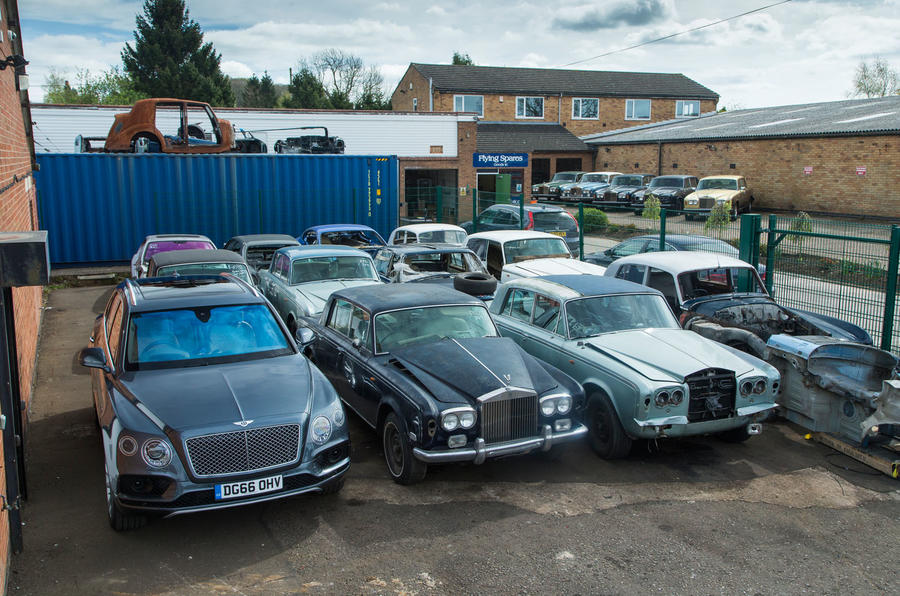 Insight: where luxury cars go to die | Autocar