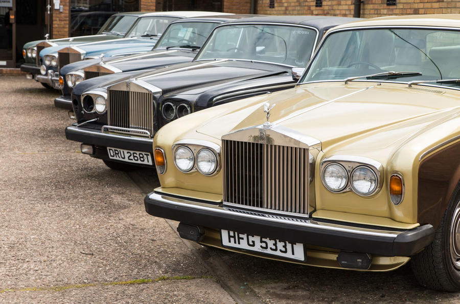 Insight: Where luxury cars come to die