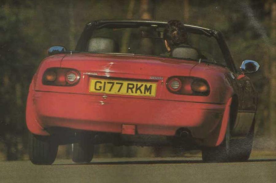 Mazda MX-5 road test