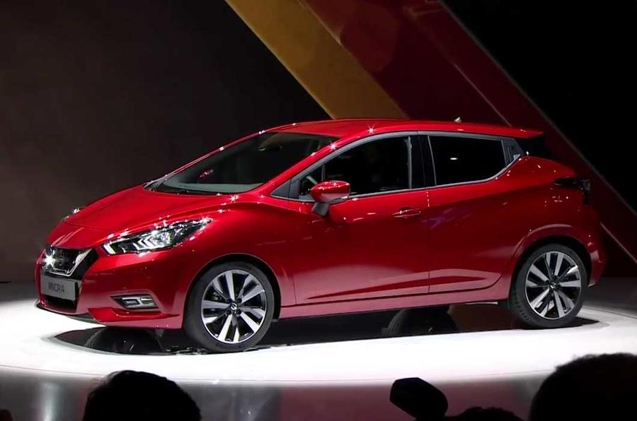 Nissan aims for the class-leading Ford Fiesta and Volkswagen Polo with ...