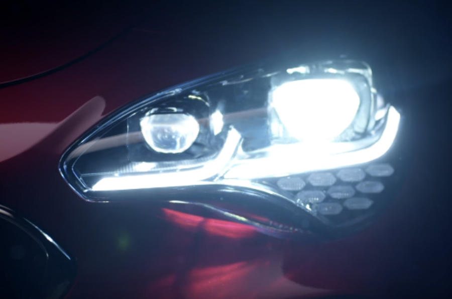 Kia GT details previewed in new video ahead of Detroit