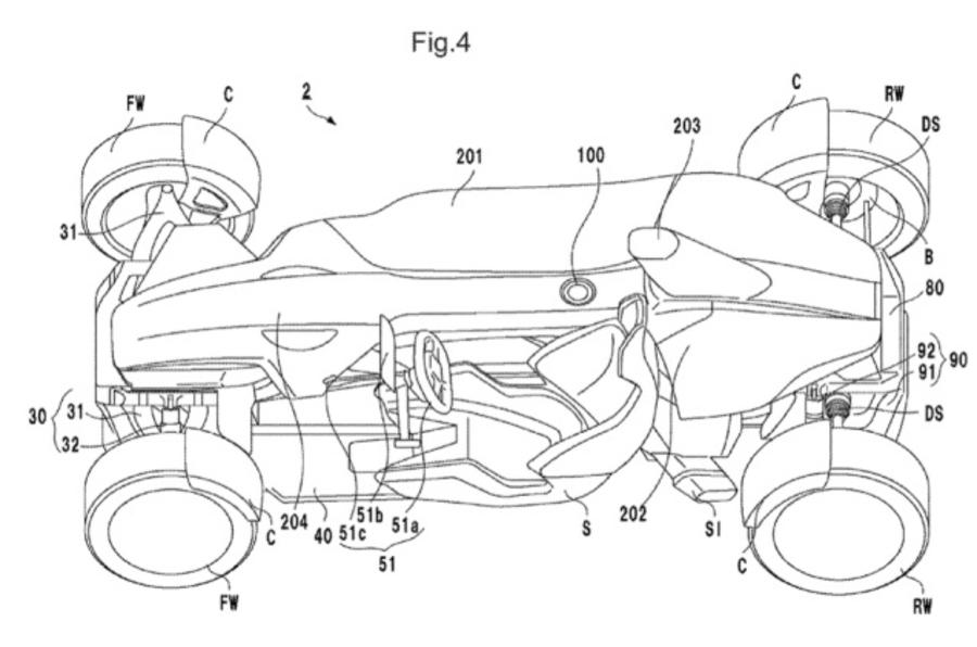 honda files patent for electric ariel atom rival inspired by 2 u00264 concept